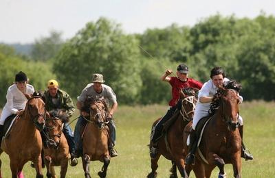 На удмуртском Гербере сыграют в русские, татарские и марийские игры