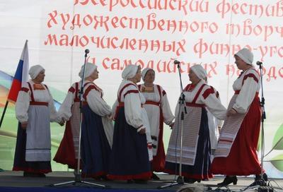 Праздничное шествие устроят в Санкт-Петербурге участники фестиваля финно-угорских народов