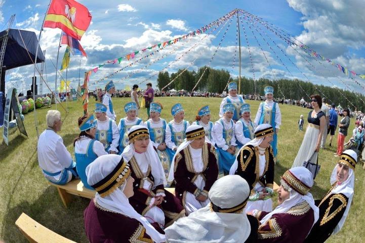 На челябинском Сабантуе проведут конкурс тюбетеек