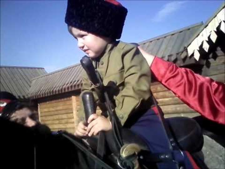 Пятигорские казачата простятся с детством на Комсомольской поляне