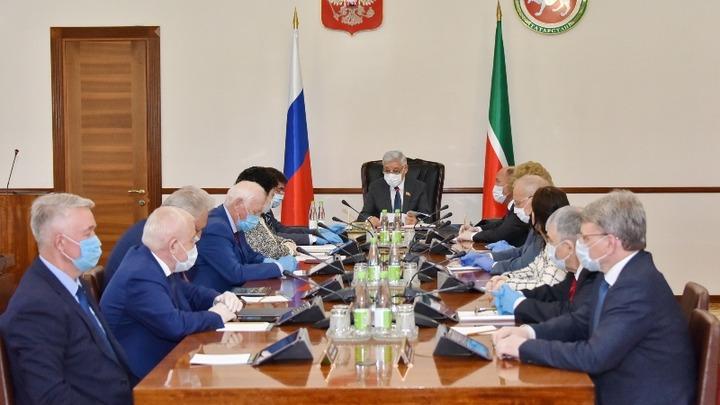 В Татарстане проведут торжественное заседание Госсовета в честь 100-летия ТАССР