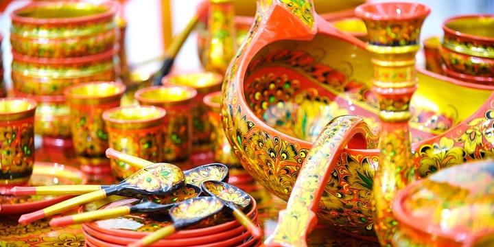 Витражи и гусли: фестиваль народных ремесел пройдет в Москве