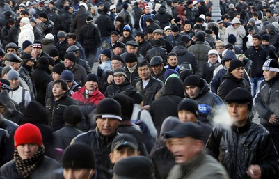 Мигранты устроили бунт под Екатеринбургом