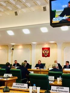 Влияние религиозного образования на межнациональные отношения обсудили в Совете Федерации