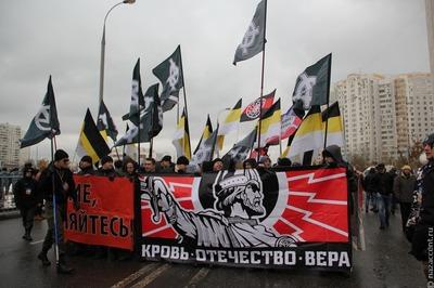 """Организатора """"Русских маршей"""" задержали в Москве"""