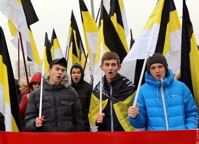 """Власти Москвы разрешили """"Русский марш"""" и отменили """"Правый марш"""""""