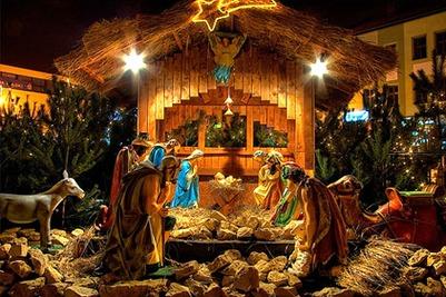 Католики, протестанты и лютеране отмечают Рождество