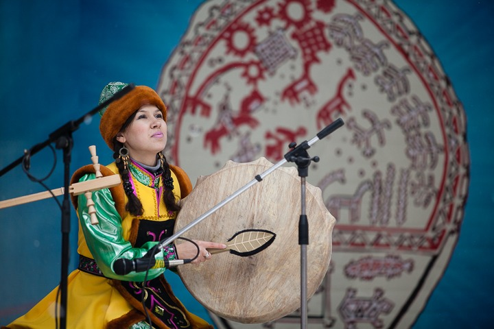 Национальные костюмы, украшения и танцы шорцев покажут в Хакасии