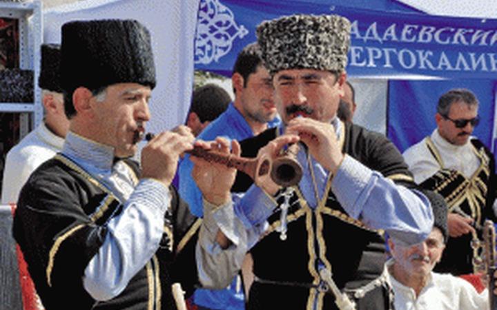 В Волгограде пройдут дни  дагестанской культуры