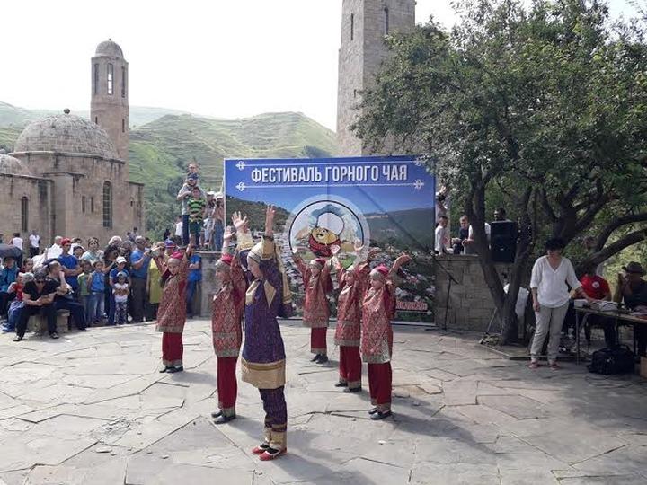 В Дагестане прошел фестиваль горного чая