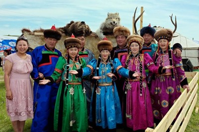 Кодекс чести бурят составят на основе степного закона Чингисхана