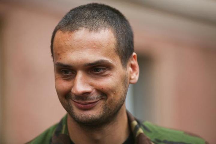 Националиста Диму Бешеного приговорили к ограничению свободы