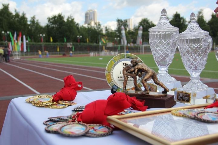 Стали известны призеры Спартакиады национальных организаций и землячеств Москвы