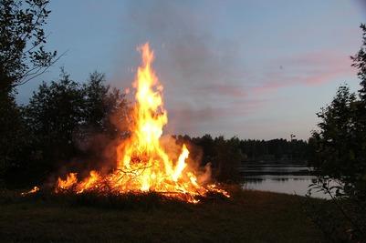 В Томской области отпразднуют эстонский Янов день