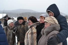 Тубалары Алтая выступили против вырубки деревьев на священной горе