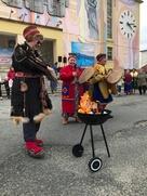 Саамы отпраздновали Международный день коренных народов в Никеле