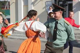 В День Петра и Февронии в Подмосковье  устроили русские вечерины