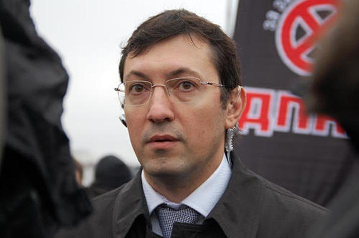 """Лидера движения """"Русские"""" задержали по делу о хищении 5 млрд долларов"""