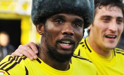Абдулатипов вручит орден назвавшемуся дагестанцем камерунскому футболисту