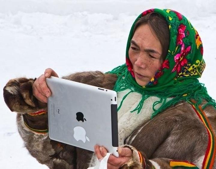 Коренным народам Севера проведут интернет