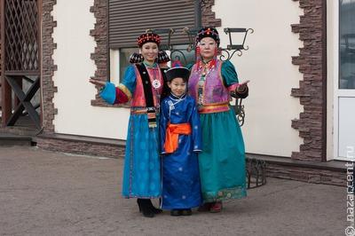 Агинский костюм запатентован как региональный бренд Забайкальского края