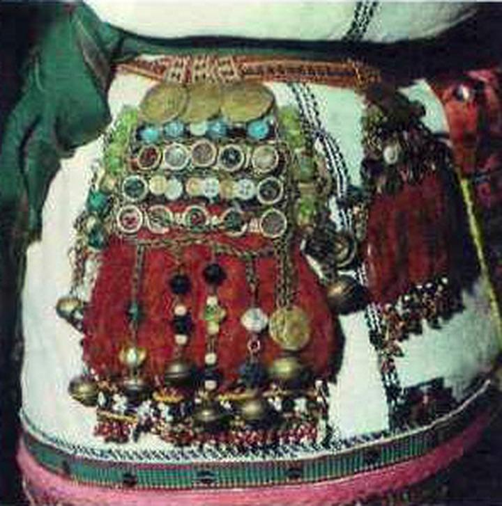 Мордовские наряды из крапивы и конопли демонстрируют в Челябинской области
