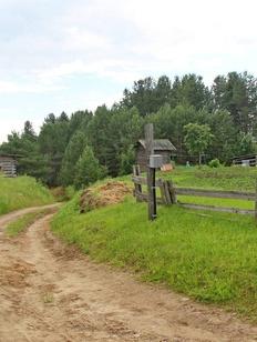 Архангельская деревня вошла в список самых красивых деревень России