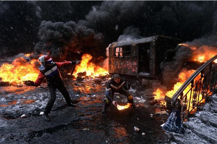 Русский националист: Законодательство не запрещает поездки в мятежный Киев