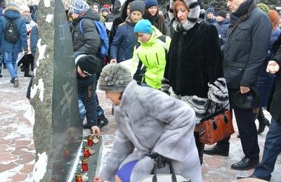 В Биробиджане почтили память жертв Холокоста возложением камней
