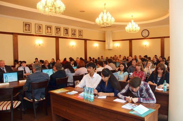 Опыт Гильдии межэтнической журналистики в укреплении национальной идентичности презентовали в Барнауле