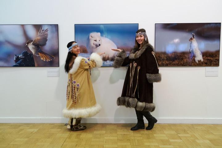 """Открытие фестиваля """"Первозданная Россия"""""""