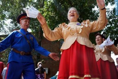 Станица Старочеркасская напомнит миру о казачьих традициях