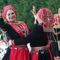 """Марийский праздник """"Пеледыш пайрем"""" в Москве"""