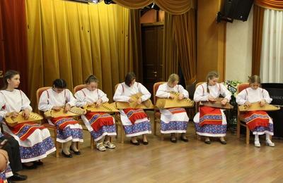Марафон кантелистов прошел в Петрозаводске