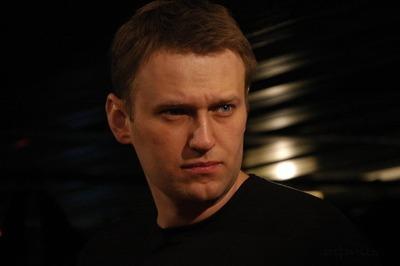 """Навальный ответил на """"неудобные"""" вопросы о националистах  и """"Русском марше"""""""
