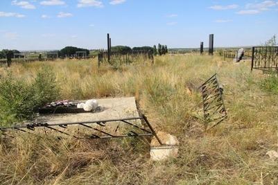 В Волгоградской области завершено расследование дела о вандализме на кладбище езидов