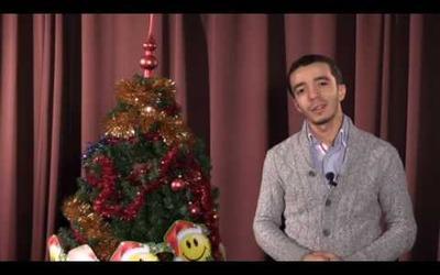 Поздравление с Новым годом от красноярского отделения Гильдии межэтнической журналистики