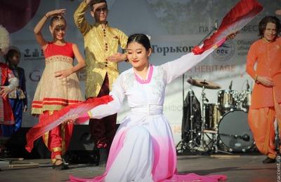 Соревнования по корейской национальной борьбе прошли на сахалинском фестивале