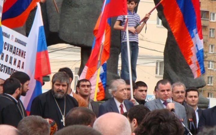 Более 30 мероприятий пройдет в Москве в день столетия геноцида армян
