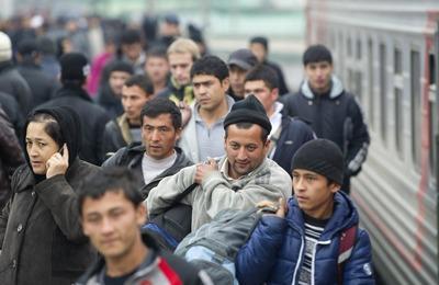 Антропологи: В России нет мигрантских гетто, в отличие от Запада
