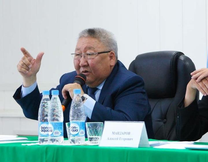 Глава Якутии отметил важность деятельности национальных диаспор в борьбе с терроризмом