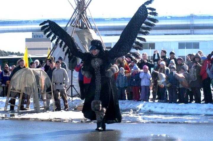 В Ханты-Мансийске готовятся к встрече Вороны
