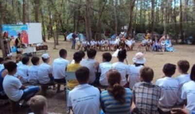 Астраханцев познакомили с узбекской культурой