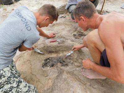Археологи исследовали древнемордовские захоронения