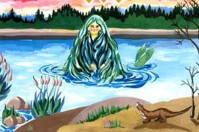 Песня Пелымского Торума и мансийская сказка вошли в реестр наследия народов Югры
