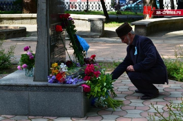 В Крыму почтили память жертв депортации крымских татар