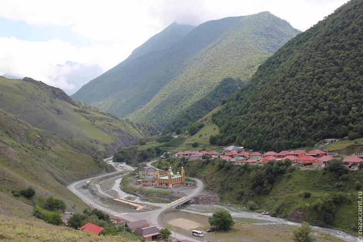 Археологи нашли в горах Ингушетии средневековый комплекс с некрополем