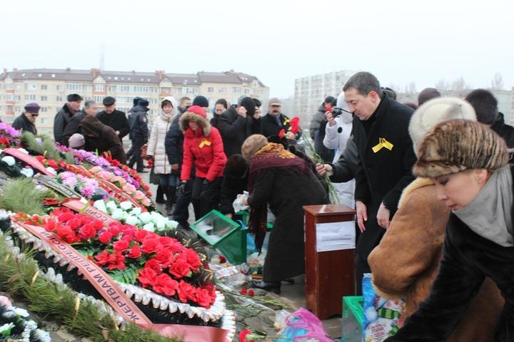 В Калмыкии прошел митинг памяти жертв депортации калмыцкого народа