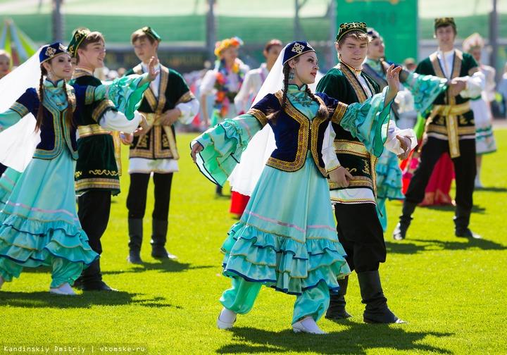 В июле Москва отпразднует два Сабантуя
