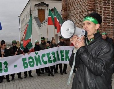 Татарские националисты: Судьбу полуострова должны решать крымские татары